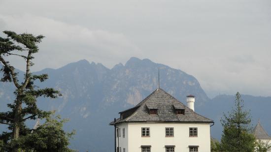 Il Salto/ Salten : tyrolean view