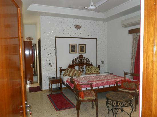 All Seasons Homestay Jaipur: Chambre