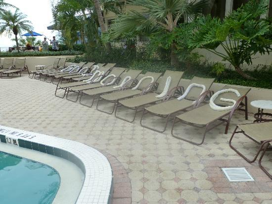 Hilton Marco Island Beach Resort: Come enjoy the pool