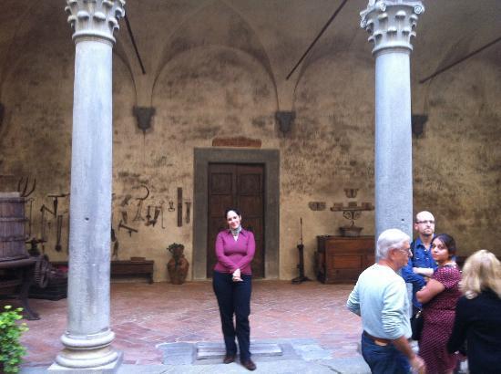 Castello del Trebbio照片