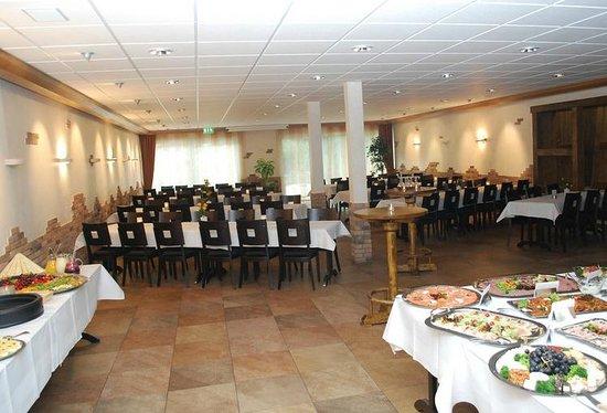 Hotel Schweinsberg: Grote zaal