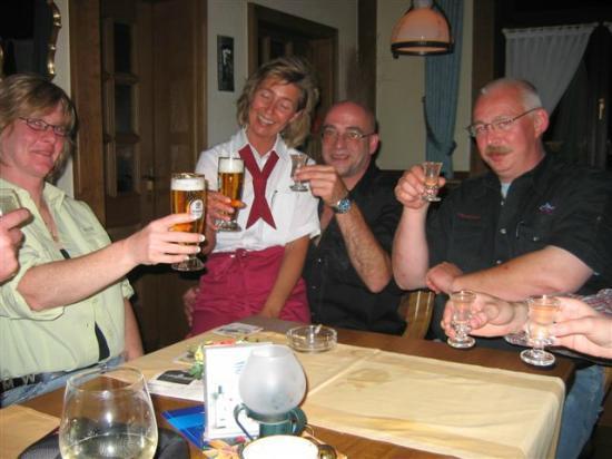 Hotel Schweinsberg: Avond fun