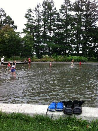 Otofuke-cho, اليابان: エコロジーパーク