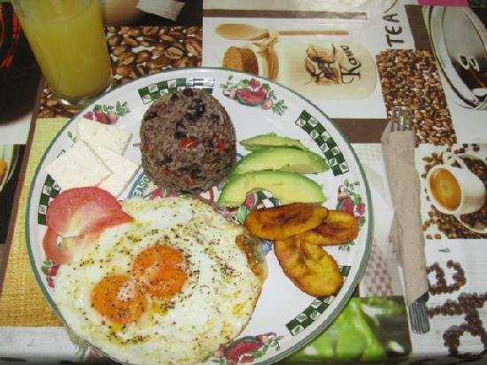 Centro Turistico Brigitte: Great breakfast