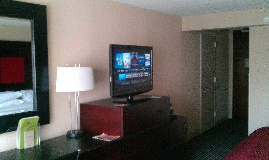Doubletree by Hilton Chicago Magnificent Mile: Room