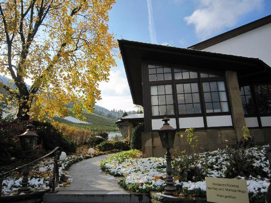 Hotel Rebenhof: Autumn meets winter