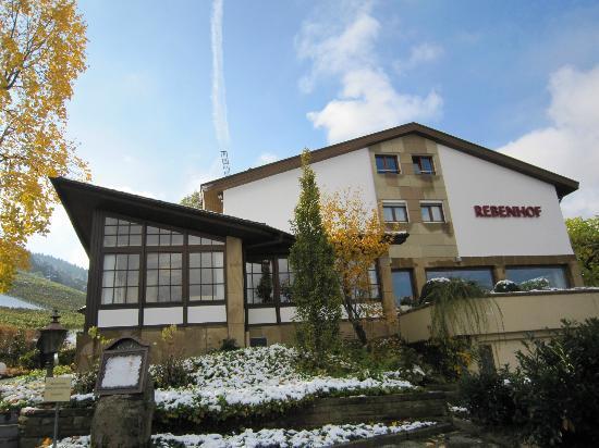 Hotel Rebenhof: Hotel 