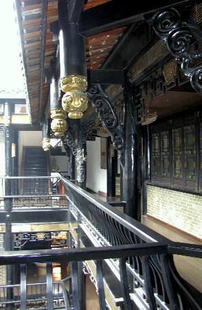BuddhaZen Hotel: Corridor