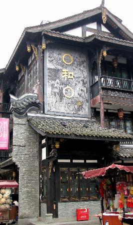 BuddhaZen Hotel: Hotel street front