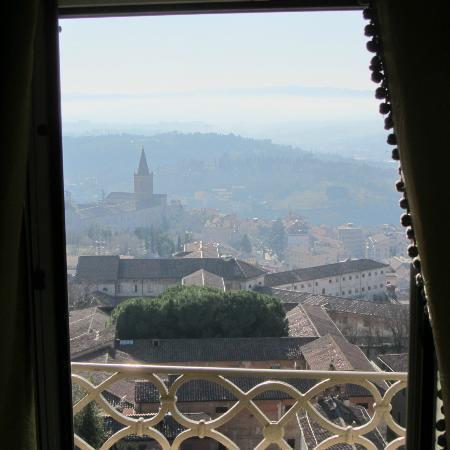 Brufani Palace Hotel: View