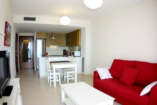 Apartamentos Panoramic: Comedor