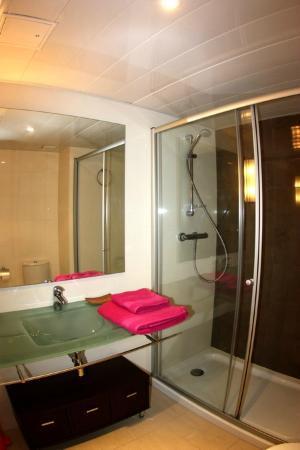 Apartamentos Panoramic: Baño