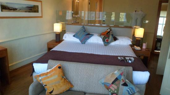 ABode Exeter: our big bed!