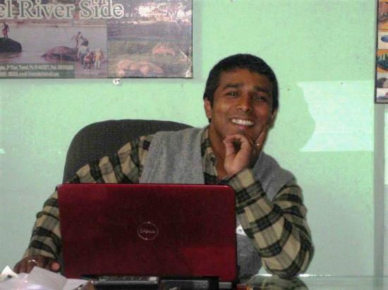 Hotel Silver Home: Trekking Agent Bhanu