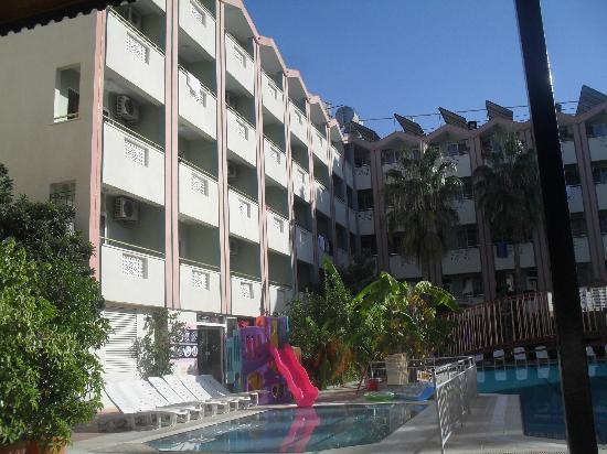 Gazipasa Star Hotel: hotel