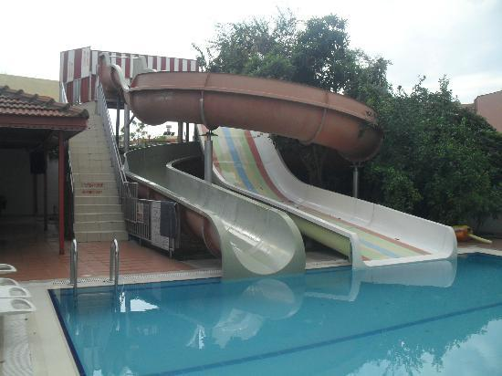 Gazipasa Star Hotel: waterslides