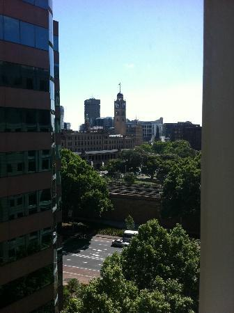 Rydges Sydney Central: View from room 818