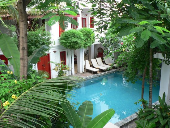 Rambutan Hotel Siem Reap: vue de la chambre