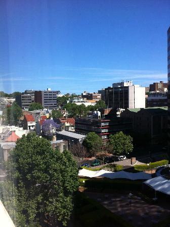Rydges Sydney Central: View from room
