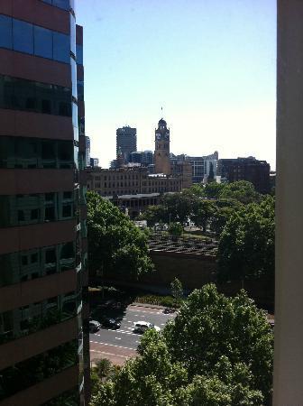 โรงแรมซีเบลเซอร์รี่ฮิลล์ส: View from room 818