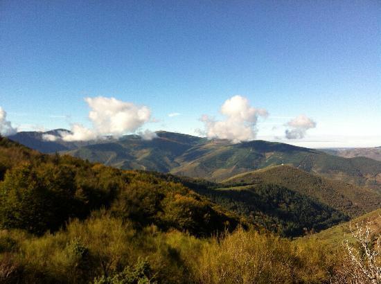 La Antigua Ferreria Hotel Rural: paisajes