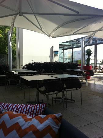 Rydges Campbelltown Sydney: Sitting area, very comfortable and relaxing. Great food
