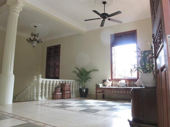 La Villa Coloniale: good feel