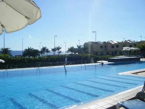 Cay beach pool area picture of caybeach meloneras maspalomas