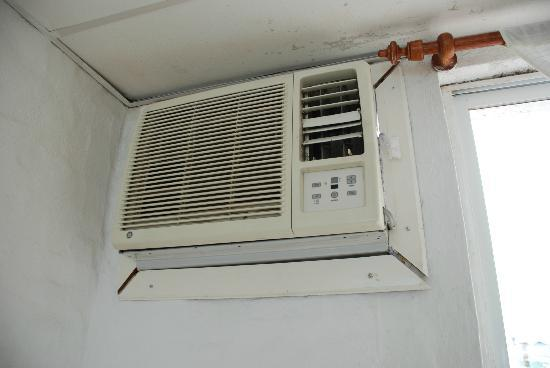 Casa Opuntia Galapagos: Klimaanlage