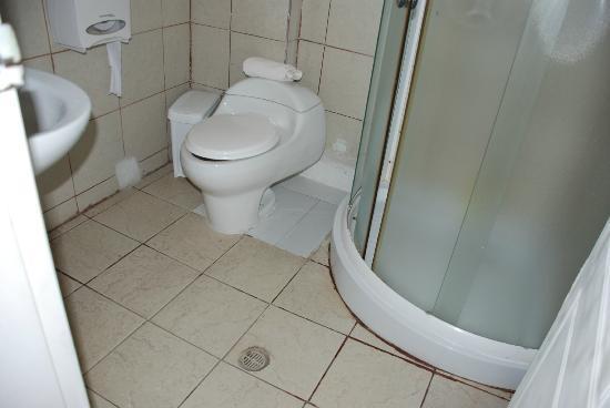 Casa Opuntia Galapagos: Perfekte Toilettenbrille