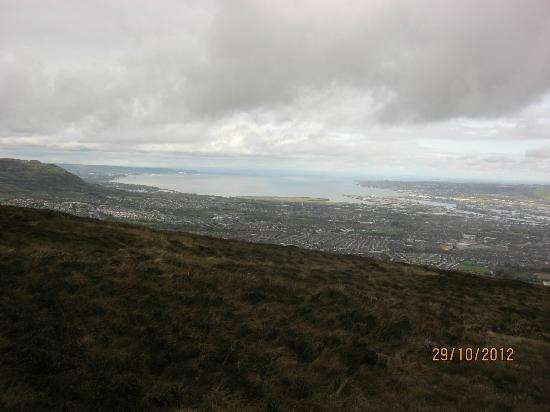 Black Mountain Belfast Car Park