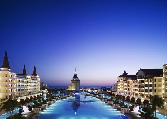 Overview of resort premises - Mardan Palace