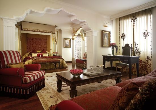 ماردان بالاس: Dolmabahçe Deluxe Suite - Mardan Palace