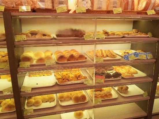 Saint Honore Cake Shop Hk