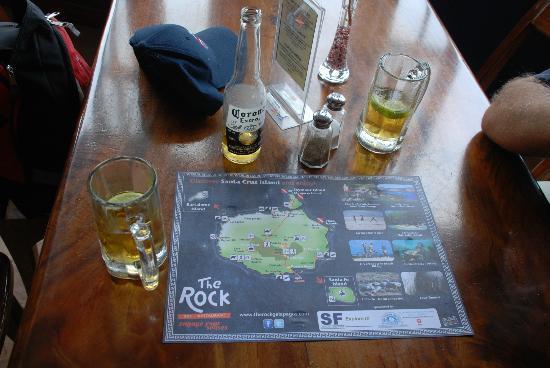 La Rocka: Platzserviette