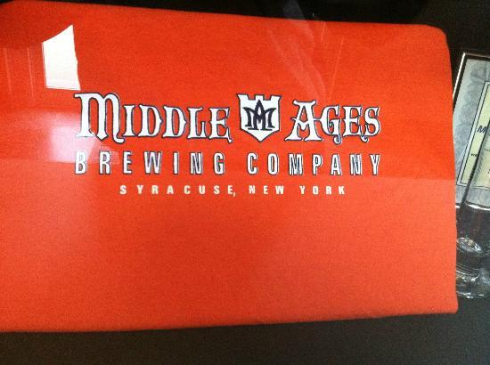 Middle Ages Brewing Company : Middle Ages Brewing Co.