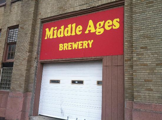 Middle Ages Brewing Company: Middle Ages Brewing Co. Syracuse