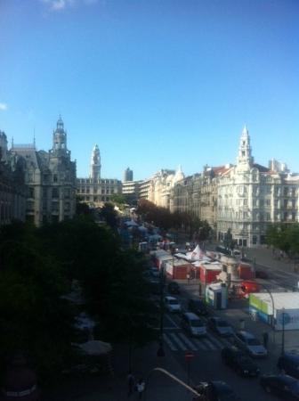 InterContinental Porto - Palacio das Cardosas : vue depuis la chambre