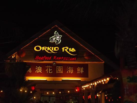 Orkid Ria Seafood Restaurant: 8