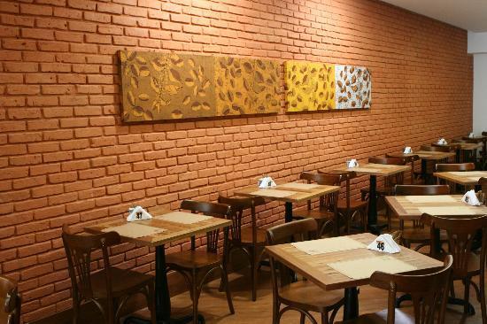 Monte Libano : Cafe da Praia do Canto