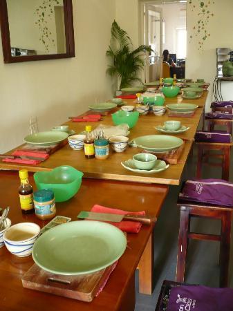 Saigon Cooking Class: Saigon class