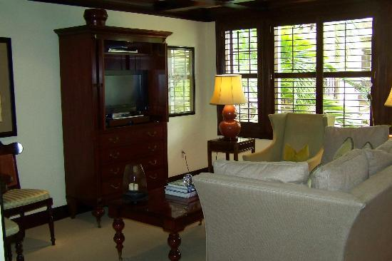 The Brazilian Court Hotel: En Suite Sitting Area