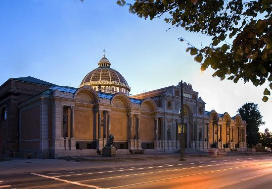 Ny Carlsberg Glyptotek Kunst Museum