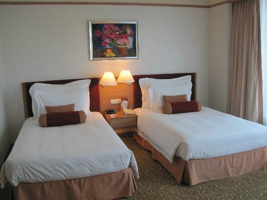 Pullman Kuala Lumpur City Centre Hotel And Residences: The comfortable beds