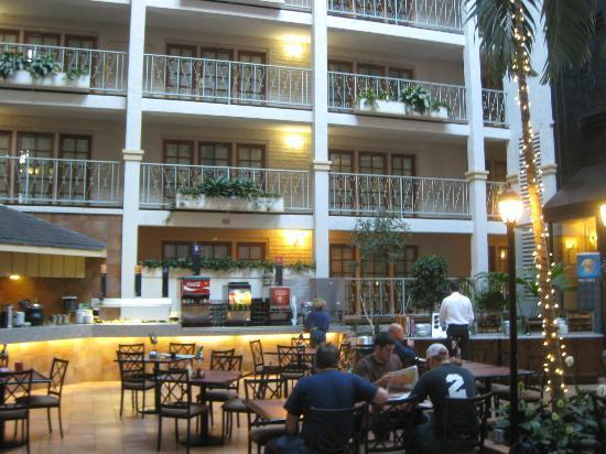 Embassy Suites by Hilton Denver Southeast: Vue intérieur