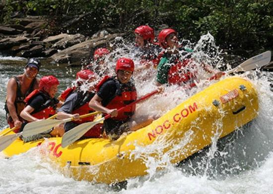 Photo provided by Nantahala Outdoor Center
