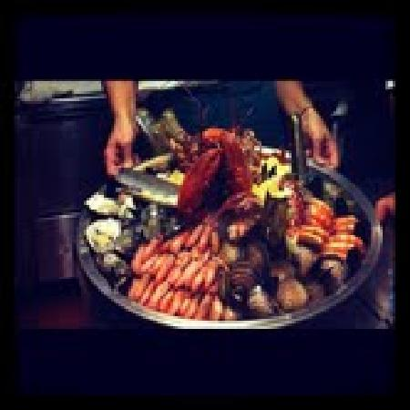 Riddle and Finns The Beach : Seafood Platter