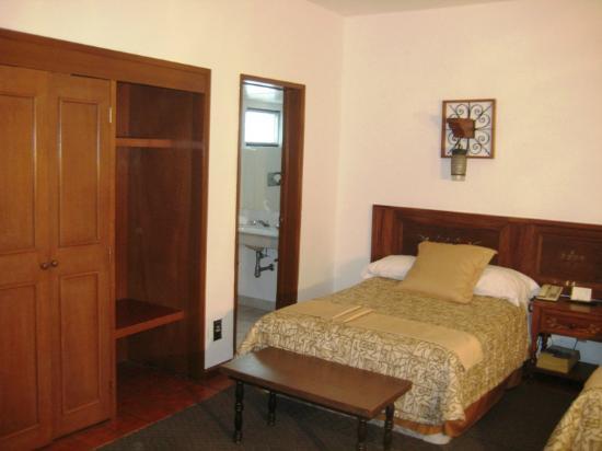Hotel de Mendoza: Habitacion mia