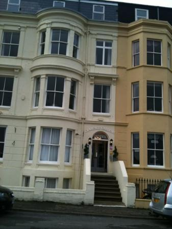 Clarence Gardens Hotel: Clarence Gardens