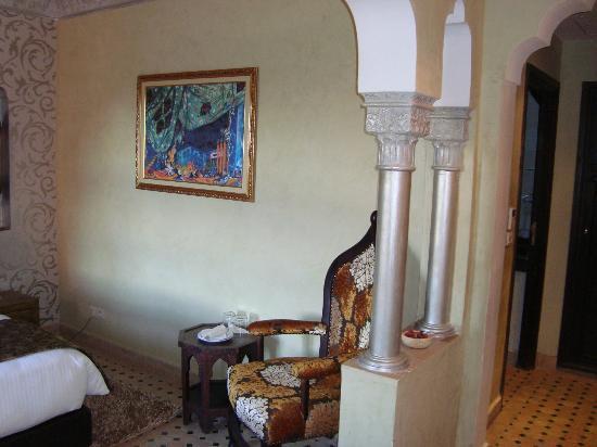 Hotel Temple des Arts: Shéhérazade